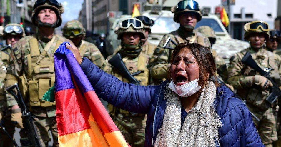 Myndaniðurstaða fyrir bolivia coup 2019